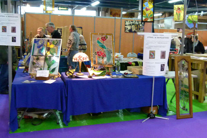 Coverre au salon du bricolage de lyon 2012 for Salon du diy lyon