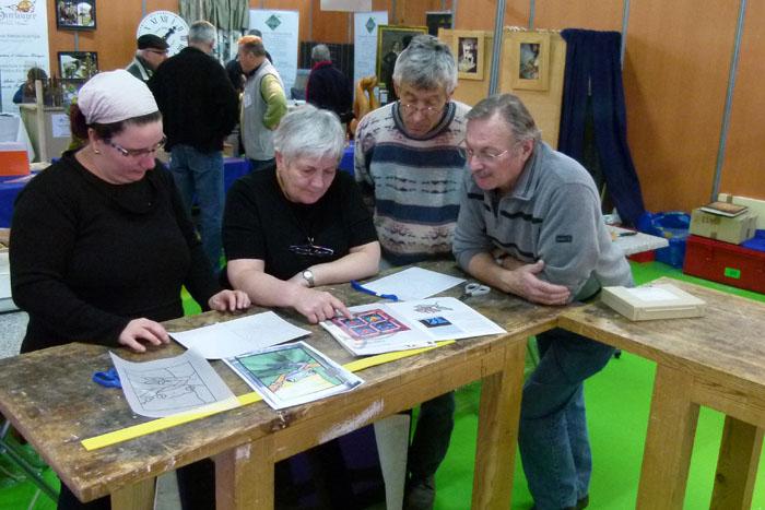 coverre au salon du bricolage de lyon 2012